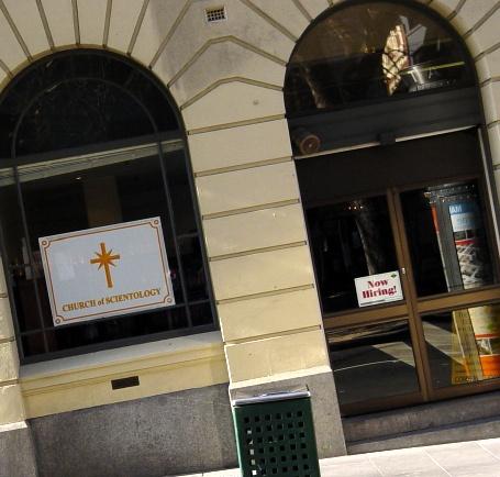 Scientology's Melbourne HQ