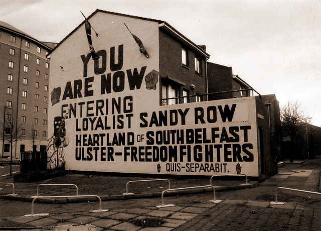 Ulster Freedom Fighters Apparently | Flickr - Photo Sharing! Ulster