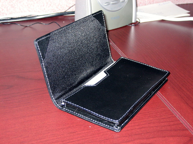 Index Card Wallet