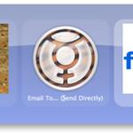 Upload to flickr using Quicksilver