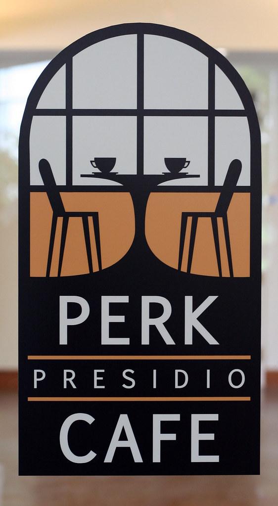 Perk Presidio logo