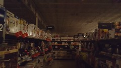 Power outage in Walmart