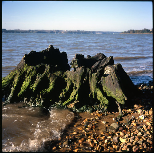 Extinct Volcanic Island, Suffolk