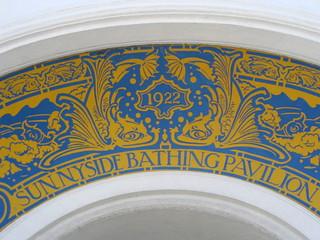 1922 - Sunnyside Bathing Pavilion