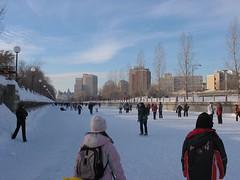 rideau canal skateway 11