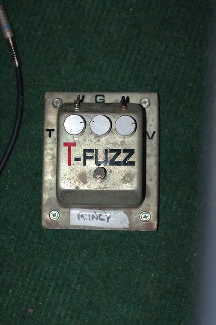 Photo:T-Fuzz Pedal By sheriffmitchell