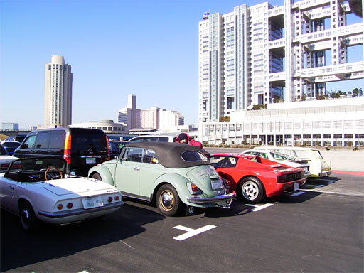 Photo:Classic Car New Year Meeting 2006 in Japan By elanbeat