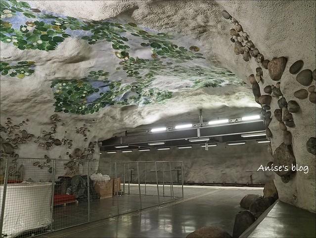 斯德哥爾摩藝術地鐵021