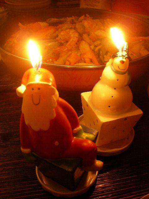 Dinner @ Christmas Eve