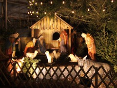 christmas decoration(0.0), decor(1.0), christmas(1.0), nativity scene(1.0),