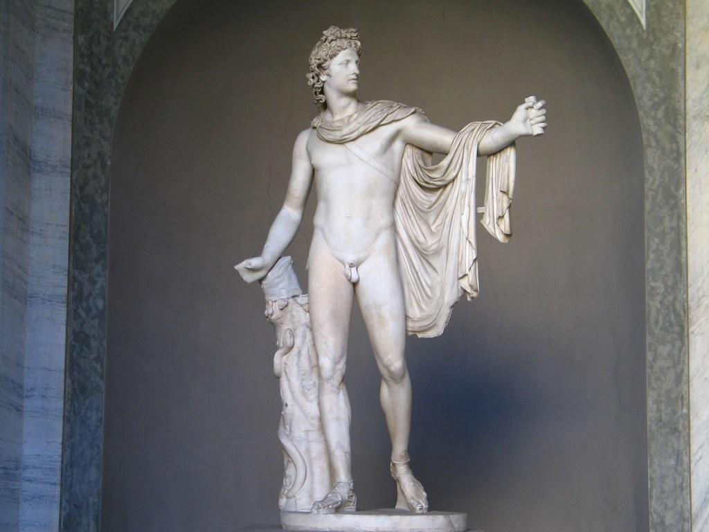 apollo statue - photo #9