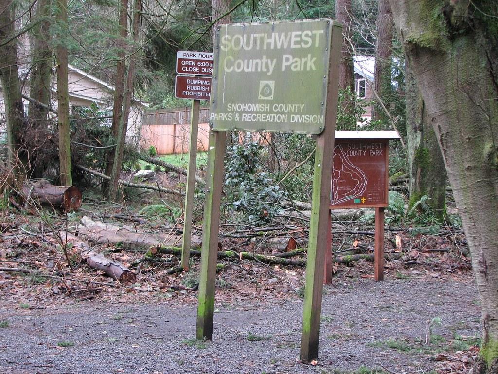 Twin Cedars Rv Park Lynnwood