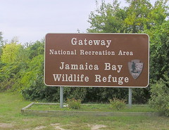 Gateway National Recreation Area - Jamaica Bay Wildlife Refuge gateway