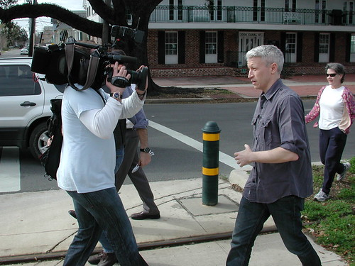 Anderson Cooper Marched With Us
