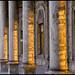 Sahn Pillars of the Muhammad Ali Mosque by Ernie Reyes