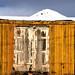 Vintage Boxcar, Santa Fe, New Mexico by Thad Roan - Bridgepix