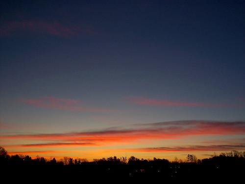 morning sky sunrise landscape dawn northcarolina highpoint carolina daybreak firstlight highpointsunrise tadsunrise dailysunrise sunrisedaily