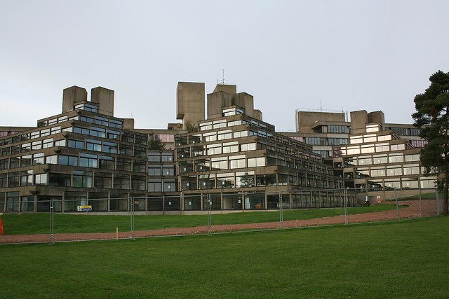 University of East Anglia, UEA Norwich