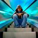 Gomez on 'The Light-Speed Escalator' by Brian Shaler
