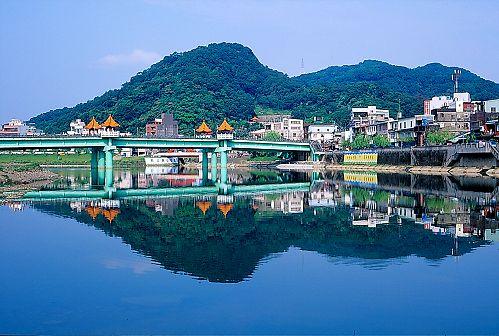 J271三峽清水祖師廟長福橋