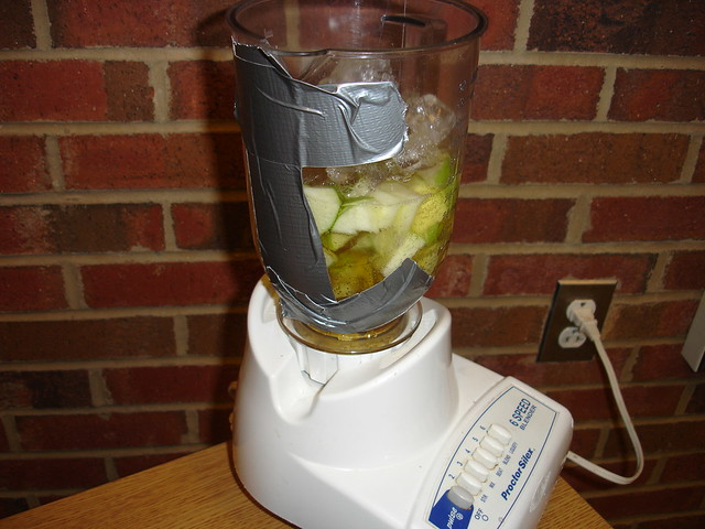 Duck Tape Blender Palsplus2.0
