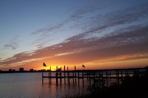 beautiful sunrise wow florida explore daytonabeach bikeweek halifaxriver abigfave