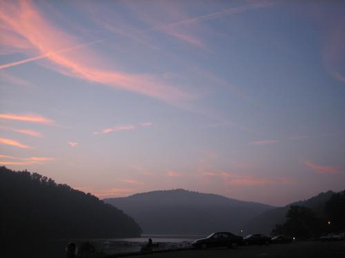 sky clouds dusk westvirginia familyreunion06