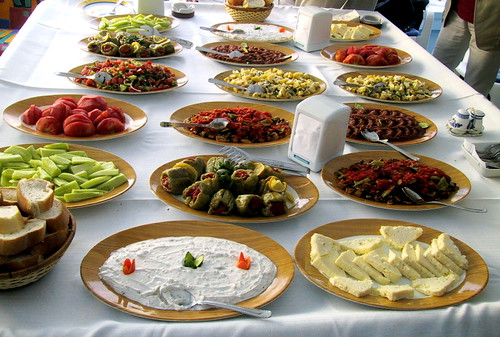 Traditional foods turkish food for Authentic turkish cuisine