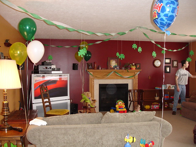 Living Room Party Decorations Flickr Photo Sharing