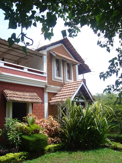 The artist's home, Benaulim