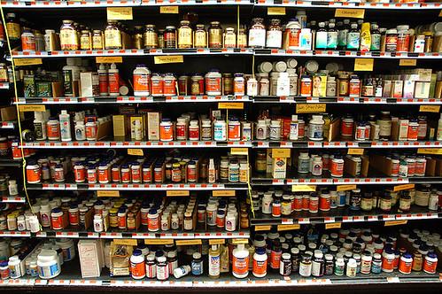 Lots o' Vitamins