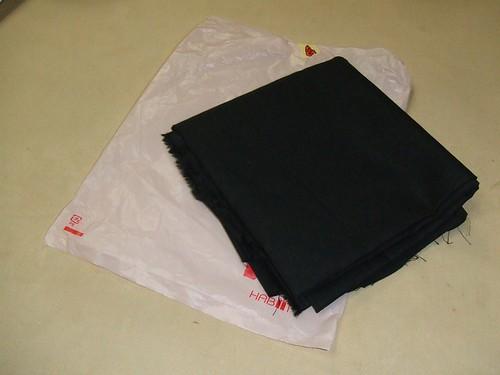 のだめバッグ自作制作過程