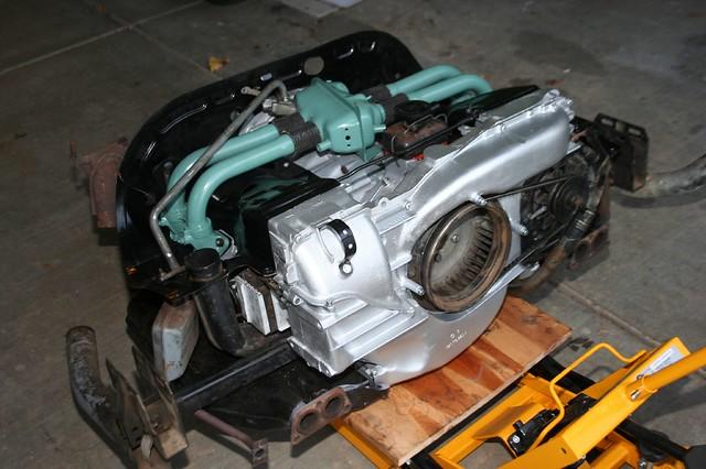 Vw Bus Engine Rebuild Flickr Photo Sharing