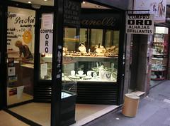 Jewelry pawn shop