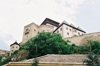 Hrad / Castle Trencin - F1060018