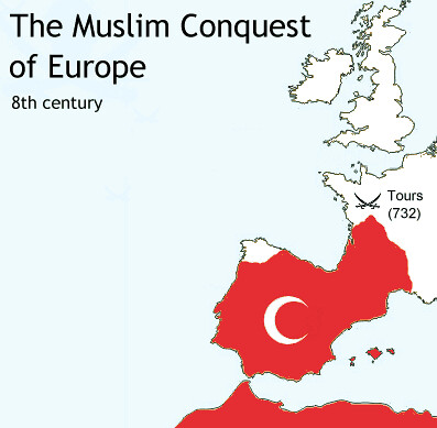 Islam and Europe Timeline (355-1291 A.D.) - The Latin Library