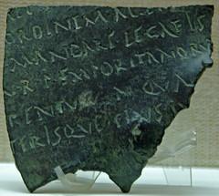 Inscripció dels emporitans