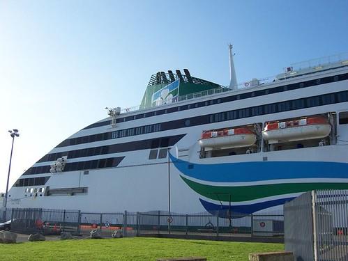 Ulysses Car ferry photo