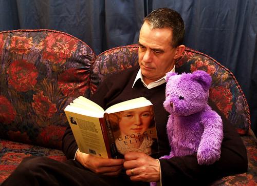 Teddy Bear's Reading Group