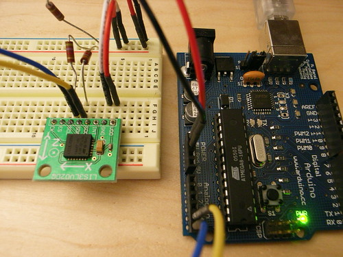 Arduino and the two wire interface twi i c including a