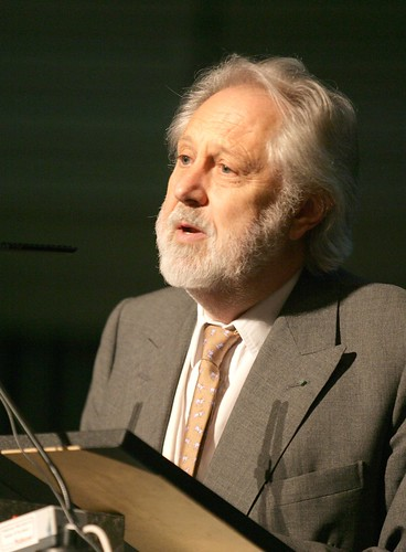 Lord Puttnam speaks at the third World Summit on Arts and Culture