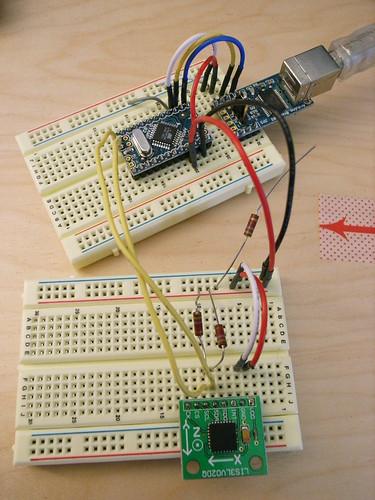 Arduino uno i c internal pull up wire diagram wiring