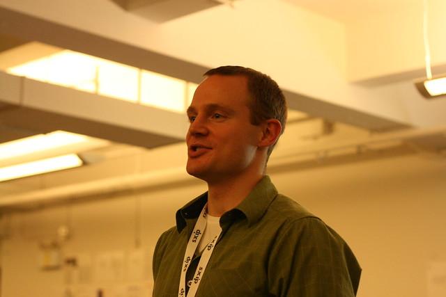David Huska of Sxip