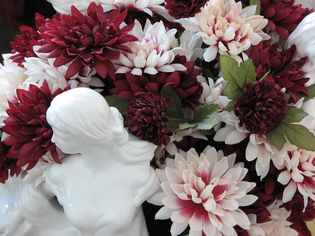 Large Silk Flowers Large Silk