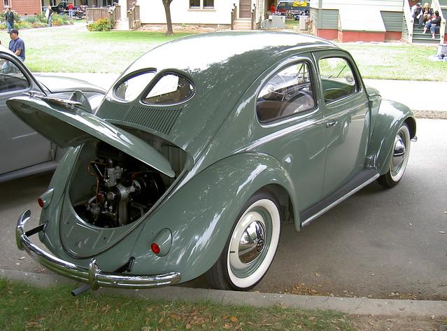 1951 vw bug split window flickr photo sharing for 1951 volkswagen split window