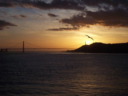 sanfrancisco ca goldengatebridge alcatraz