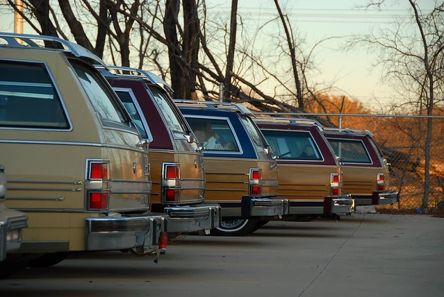 Buick Stationwagon Collection, There is someone out there collecting everything.