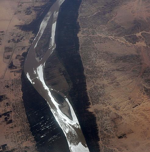 Par dessus le Nil