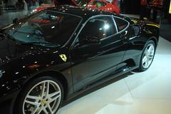automobile(1.0), wheel(1.0), vehicle(1.0), performance car(1.0), automotive design(1.0), auto show(1.0), ferrari f430(1.0), ferrari 360(1.0), land vehicle(1.0), luxury vehicle(1.0), coupã©(1.0), supercar(1.0), sports car(1.0),