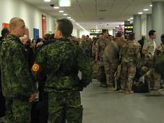 Danish troops